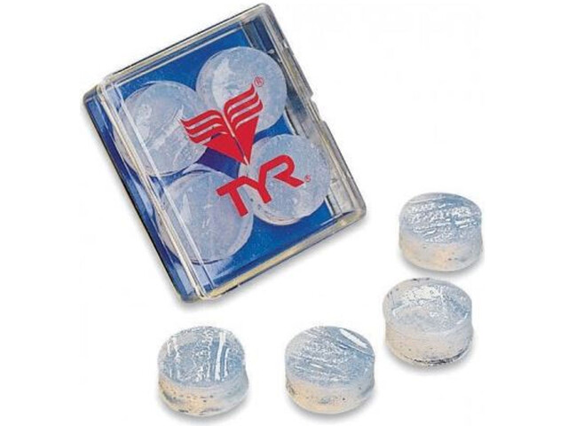 TYR Soft Silicone - transparent